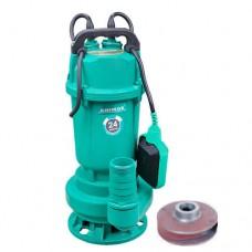 Дренажно-каналізаційні насоси WQ(D)-L1